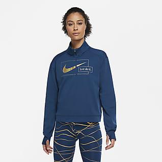 Nike Icon Clash Prenda de capa media de running para mujer