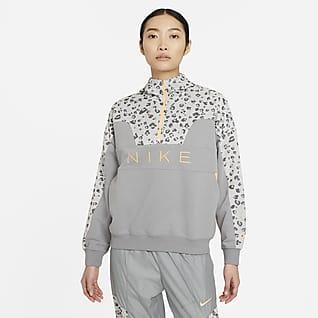 Nike Sportswear Women's 1/4-Zip Hoodie