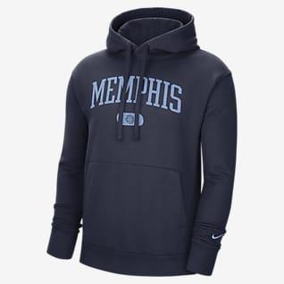 Memphis Grizzlies Heritage Men's Nike NBA Pullover Hoodie