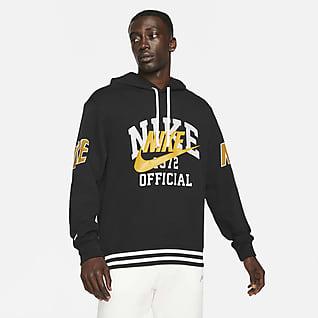 Nike Sportswear Męska bluza z kapturem z dzianiny