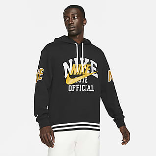 Nike Sportswear Men's French Terry Pullover Hoodie