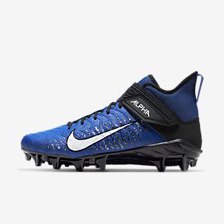 Blue Football Shoes. Nike.com