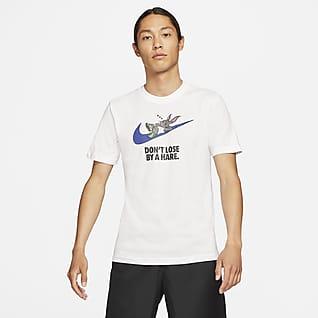 """Nike Dri-FIT """"Hare"""" เสื้อยืดวิ่งผู้ชาย"""