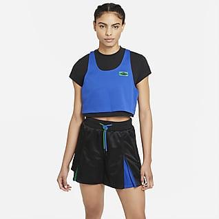 Jordan x Aleali May Prenda para la parte superior en capas para mujer