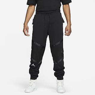 Jordan Dri-FIT Zion Pantalones de tejido Fleece para hombre