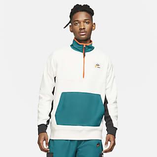 Nike Sportswear Men's 1/2-Zip Fleece Jacket