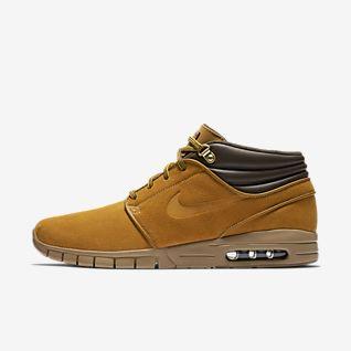 Nike SB Stefan Janoski Max Mid Premium Men's Skate Shoe