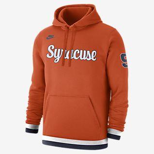 Nike College Club (Syracuse) Men's Pullover Hoodie