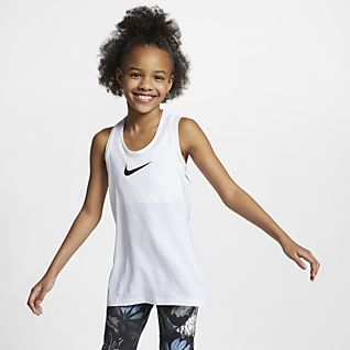 Nike Pro Big Kids' (Girls') Tank