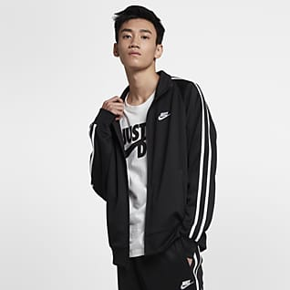 Nike Sportswear N98 Мужская трикотажная куртка для разминки