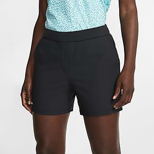 Nike Flex Victory Golfshorts voor dames (13 cm)
