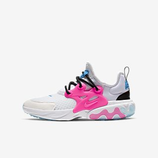 White Presto Shoes. Nike.com