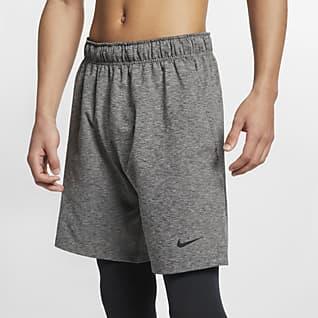 Nike Dri-FIT Pánské tréninkové kraťasy na jógu