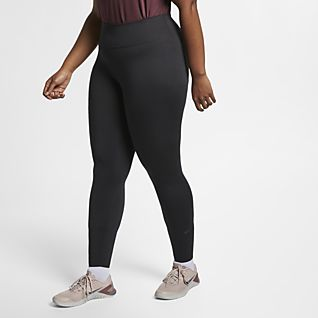 Nike One Luxe Damen-Tights (große Größe)