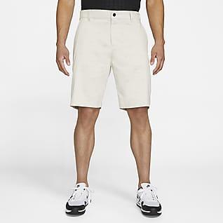 Nike Dri-FIT UV Pánské golfové chino kraťasy spotiskem
