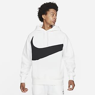 Nike Sportswear Swoosh Tech Fleece Ανδρικό φούτερ με κουκούλα