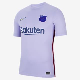 FC Barcelona 2021/22 Stadium Away เสื้อแข่งฟุตบอลผู้ชาย