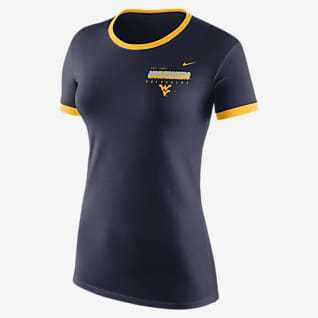 Nike College (West Virginia) Women's Logo T-Shirt