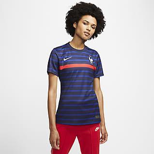 FFF 2020 Stadium Home Camiseta de fútbol - Mujer