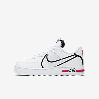 Girls Air Force 1 Shoes Nike Com