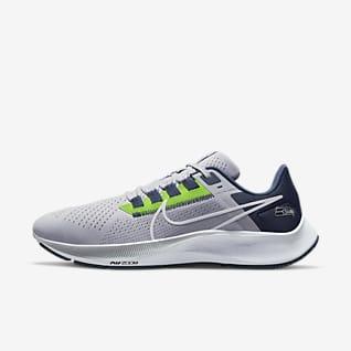 Nike Air Zoom Pegasus 38 (NFL Seattle Seahawks) Men's Running Shoe