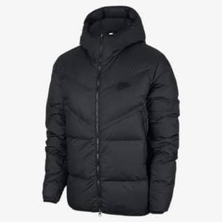 Nike Sportswear Down-Fill Windrunner Chaqueta con capucha - Hombre
