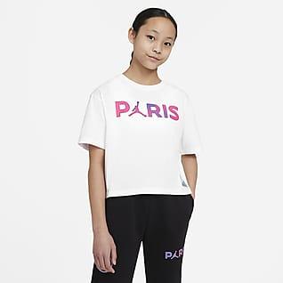 Paris Saint-Germain T-shirt för ungdom (tjejer)