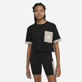 Nike Sportswear Heritage Women's Oversized Short-Sleeve Top