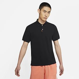 Nike 男款有領衫