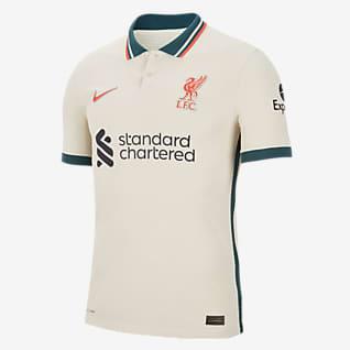 Liverpool FC Match 2021/22 (wersja wyjazdowa) Męska koszulka piłkarska Nike Dri-FIT ADV