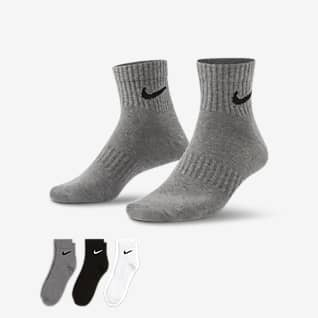 Nike Everyday Lightweight Trainingsenkelsokken (3 paar)