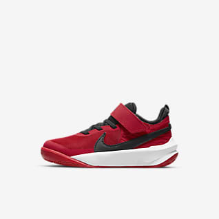 Nike Team Hustle D 10 Little Kids' Shoe
