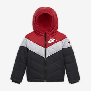 Nike Toddler Color-Block Puffer Jacket