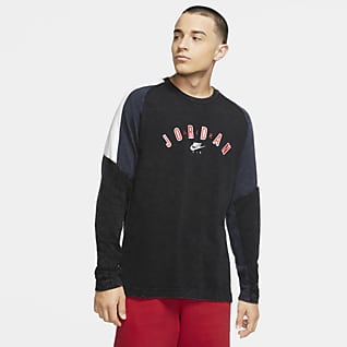 Jordan Legacy 1 Men's Long-Sleeve Top
