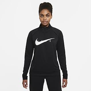 Nike Swoosh Run Haut de running pour Femme