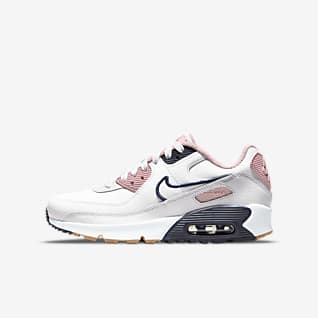 Nike Air Max 90 LTR SE Big Kids' Shoes