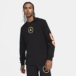Jordan Sport DNA 男款長袖 T 恤