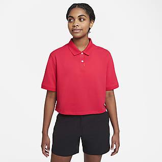 The Nike 女子翻领T恤