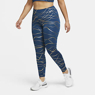 Nike Icon Clash Fast Hardlooptights voor dames (grote maten)