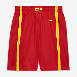Spain Nike (Road) Limited Short de basketball pour Homme
