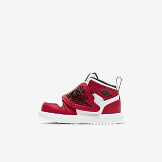 Sky Jordan 1 Buty dla niemowląt/maluchów