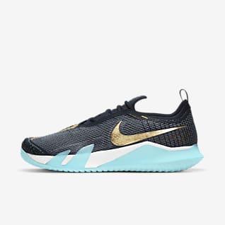 NikeCourt React Vapor NXT Sert Kort Erkek Tenis Ayakkabısı