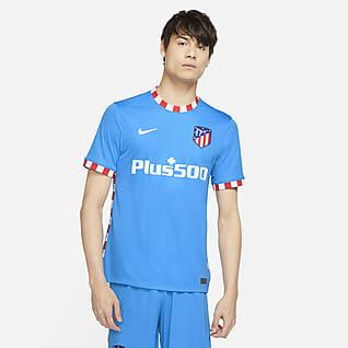 Atlético Madrid 2021/22 Stadyum Üçüncü Nike Dri-FIT Erkek Futbol Forması