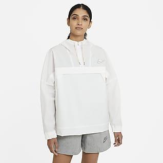 Nike Sportswear Chamarra anorak para mujer