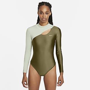 Serena Design Crew 女子长袖网球连体衣