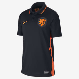 Netherlands 2020 Stadium Away Older Kids' Football Shirt