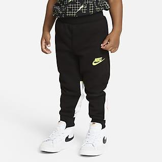 Nike Pantalones de entrenamiento con bloques de color para bebé