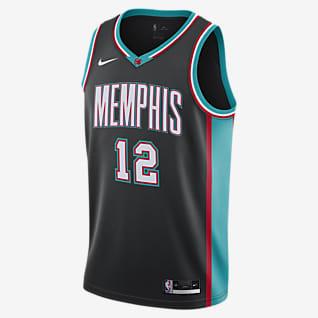 2020 赛季孟菲斯灰熊队 Classic Edition Nike NBA Swingman Jersey 男子球衣