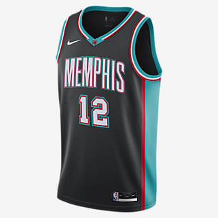 Memphis Grizzlies Classic Edition 2020 Nike NBA Swingman Jersey