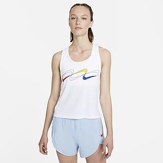 Nike Dri-FIT Retro Löparlinne för kvinnor